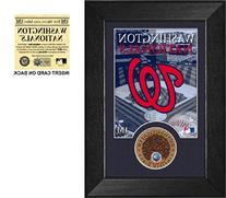MLB Washington Nationals Infield Dirt Coin Mini Mint