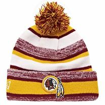 New Era On field Sport Knit Washington Redskins Game Hat