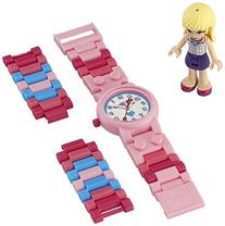 LEGO Kids' 9001000 Friends Olivia Plastic Watch With