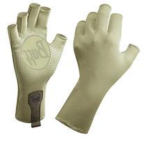 Buff Sport Water 2 Gloves, Light Sage, Medium/Large