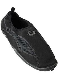 Womens Water Shoe Aqua Sock,5 B US,Black 2909