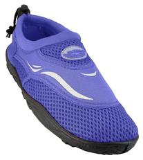 Hazel's Star Women's Water Shoes with Elastic Mesh and Soft