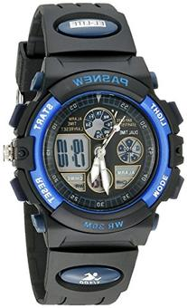 30m Water-proof Digital-analog Boys Girls Sport Digital