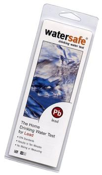 WaterSafe Water Test Kit for Lead 6 Ct