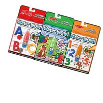 Melissa & Doug On the Go Water Wow! Activity Book, 3-Pack -
