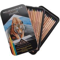 12 Color Watercolor Pencil Set Prismacolor Pencil Box Set