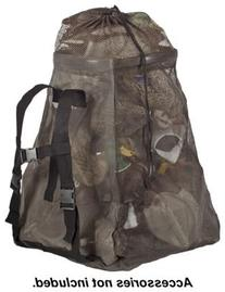 Drake Waterfowl Olive Big Mouth Decoy Bag with Pyramid