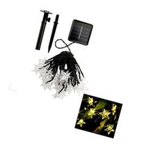 Waterproof 30 LED Solar Star Powered Outdoor String Lights