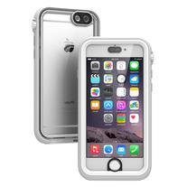 Catalyst Waterproof Case for iPhone 6S+, White and Mist Gray