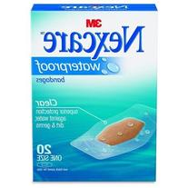 Nexcare Waterproof Bandages, Seals Out Water, Dirt, Germs,