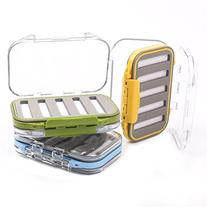 Maxcatch Waterproof Fly Box Double-Sided Fly Fishing Box