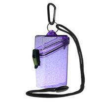Witz Glitter Box II Waterproof Case, Purple