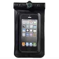 iClever Waterproof IPX8 Sport Case Bag with Armband & Audio