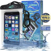SafeWays Waterproof Seal Case Compatible With All iPhone
