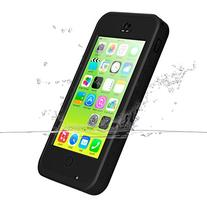 iThrough Waterproof Shockproof Case with Transparent Screen