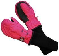SnowStoppers Kid's Waterproof Stay On Winter Nylon Mittens