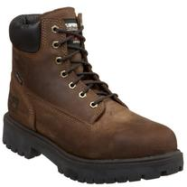 "Timberland PRO Men's 38021 Direct Attach 6"" Steel-Toe Boot,"