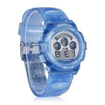Pasnew LED Waterproof Sports Digital Watch for Children