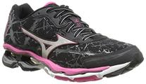 Mizuno Wave Creation 16 Running Shoe - Women's Black/Silver/