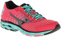 Women's Mizuno 'Wave Inspire 11' Running Shoe Rouge Red/