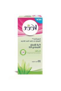 Veet Full Body Waxing Kit - Dry Skin