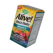 Natures Way Alive! Once Daily Mens Multi-Vitamin - 60