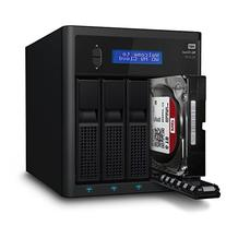WD 24TB  My Cloud DL4100 Business Series Network Attached