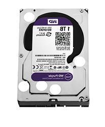 WD Purple 1TB Surveillance Hard Disk Drive - 5400 RPM Class