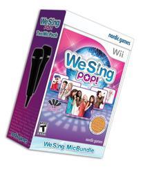We Sing Pop with 2 Microphones - Nintendo Wii
