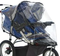 InStep Weather Shield Double for Swivel Wheel Jogger/
