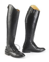 EquiStar Ladies All Weather Field Boot - Black 8 - Regular