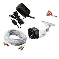 Q-See 720p HD Weatherproof Bullet Camera with 12 IR LEDs, up