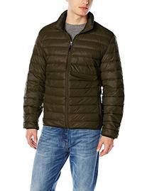 32Degrees Weatherproof Men's Packable Down Puffer Jacket,