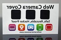 Webcam Cover  - NanoTech Strong Adhesive Web Camera