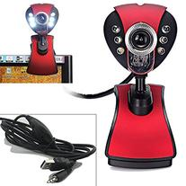 HDE 12 Megapixel Webcam USB Online Camera with Microphone