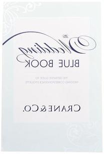 Cranes Wedding Blue Book