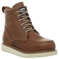 """Timberland PRO Men's 53009 Wedge Sole 6"""" Soft-Toe Boot,Rust,"""