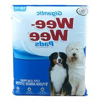 Four Paws Wee-Wee Pads, Gigantic - 8 pk