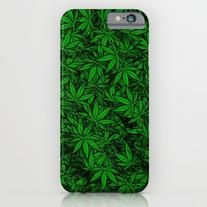 Weed. iPhone 6s Case