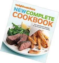 Weight Watchers New Complete Cookbook, Fifth Edition: Over