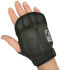 GoFit Weighted Neoprene Adjustable Aerobic Glove, One Size