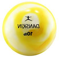 Danskin 10 -Pound Weighted Toning Ball