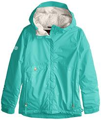 686 Girl's Wendy Insulated Jacket, X-Small, Tiffany