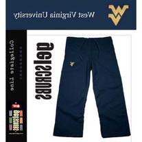 West Virginia Mountaineers Scrub Style Pant from GelScrubs