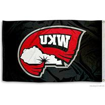Western Kentucky Hilltoppers Black Flag Large 3x5