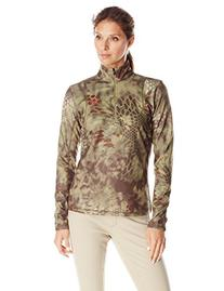 Ariat Western Shirt Womens Kryptek L/S Zip 10014780