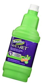 Swiffer Wet Jet Liquid with Gain 1.25L