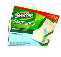 Swiffer Wet Jet Refills Open Window Fresh Scent 60 ct