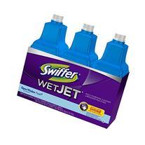 Swiffer WetJet Multi-Purpose Floor Cleaner Solution, 3/1.25