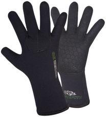 Hyperflex Wetsuits Men's 3mm Access Glove, Black, Medium -